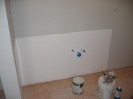 Paint Behind Cabinet
